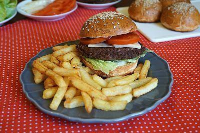 Gluténmentes hamburgerzsemle | Gluténmentes élet