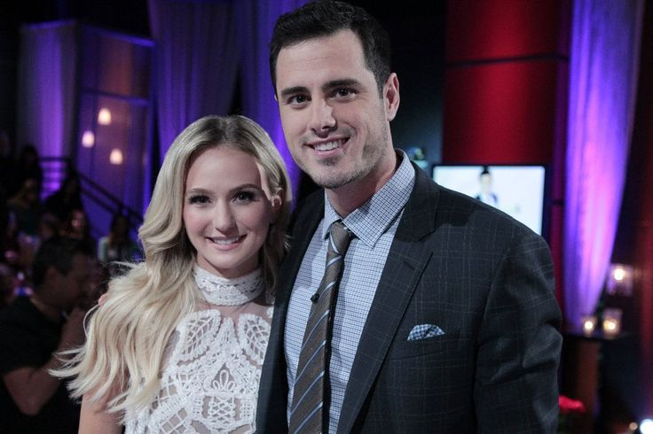 The Bachelor Ben Higgins and New Fiancée Lauren Bushnell Talk Love and Marriage