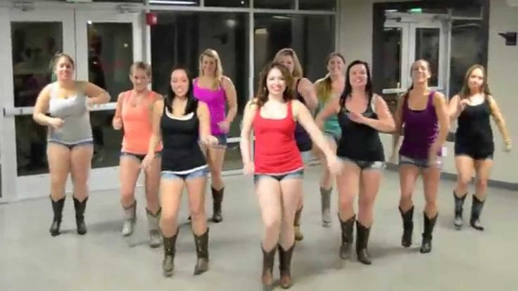 """Girl In A Country Song Line Dance to Maddie & Tae """"Girl in a Country Song""""  Choreographed by: DeAnna Lee Performed by: Boot Boogie Babes"""