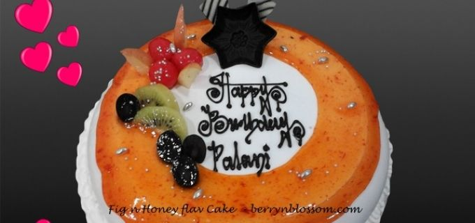 LOGiN Voucher | Deal - 30% 0ff on Yummy Fruit Flavoured Cake. Rs.490 instead of Rs.700 for Delectable & Scrumptious Cake yummy!!! @ Berry 'n' Blossom - Delivered to your Door