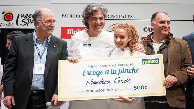 Qué plato sevillano ha ganado el concurso de chefs Escoge a tu Pinche?