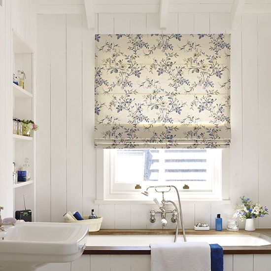 Tiles and towel rails, paint and wallpaper, blinds and shower screens, capacious storage — Country Homes & Interiors has designs on your bathroom