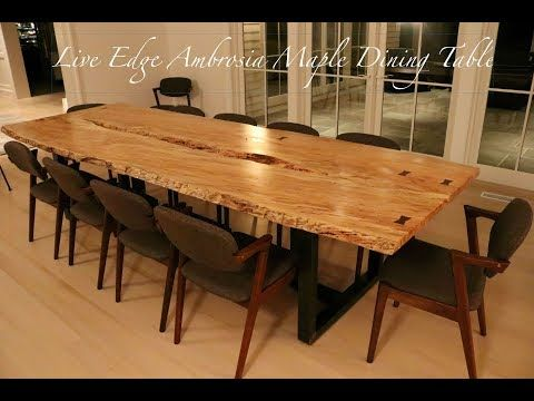 How To Make Money In Woodworking At Home  Woodworking Custom Simple Custom Dining Room Tables 2018