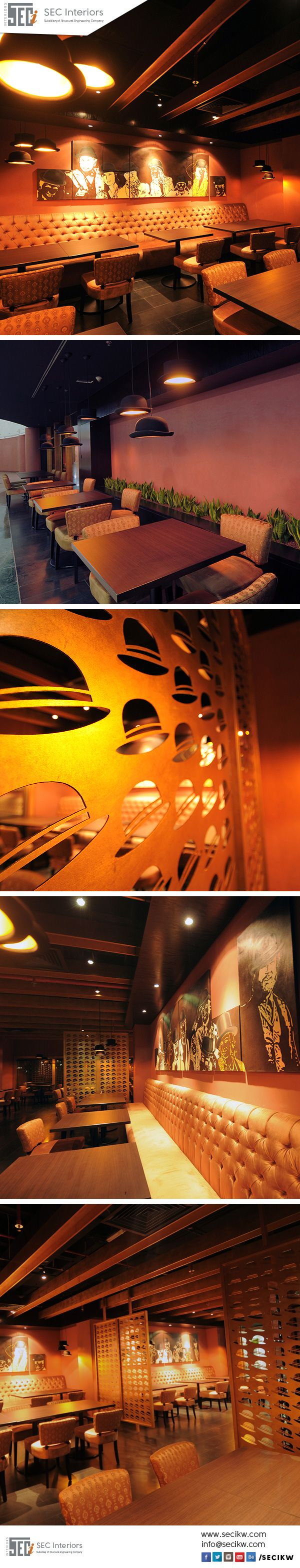 best projects images on pinterest - representing all things modern oliversan's restaurant decor says it allfrom the lush