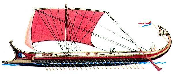 Naval: Ancient Greece - Bible History Links (Ancient Biblical Studies)