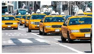Yellow Cab Vs Uber: New York City Taxi Hailing Service Reportedly ...