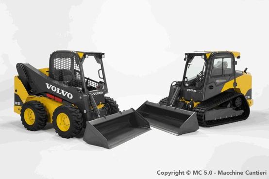 Volvo CE - SSL-MC115C-MCT145C