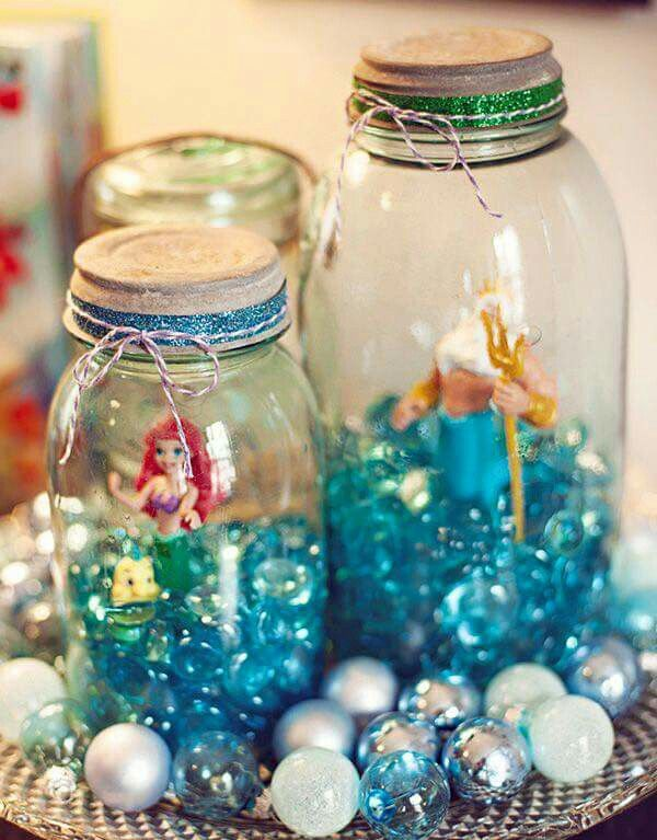 756 best Mermaid Party Ideas images on Pinterest | Little mermaids ...