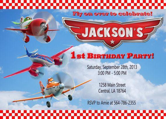 Disney planes birthday invitation template vatozozdevelopment disney planes birthday invitation template filmwisefo