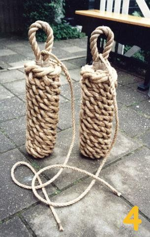 rope fender - looks hard :?