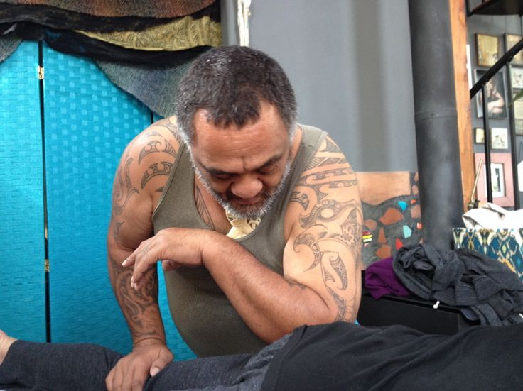 Maori-massage