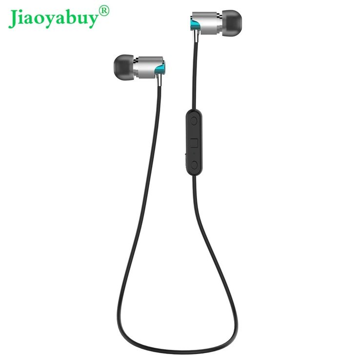 11.99$  Watch now - Jiaoyabuy wireless sports stereo Bluetooth Headphone earphone headset Exercise earbuds with MIC intelligent noise reduction  #magazineonlinebeautiful