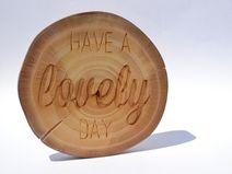 http://pl.dawanda.com/shop/beAWESOMElab  #wood#slice#gift#cup#home#decor