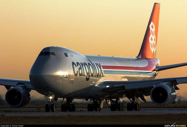 Cargolux LX-VCL aircraft at Budapest - Ferihegy photo