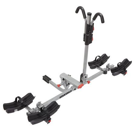 Yakima 8002468 - TwoTimer - 2 Bike Hitch Rack - For 1-1/4 or 2 Inch Hitch
