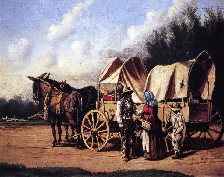 Covered Wagon Women: Diaries and Letters from the Western Trails, 1840
