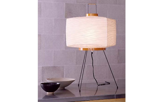 Akari Square Lantern Table Lamp: Table Lamps, Lanterns Tables, Tables Lamps