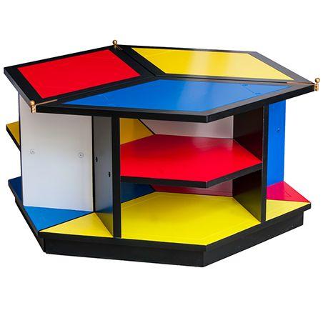 20 best de stijl images on pinterest de stijl piet mondrian and chaise. Black Bedroom Furniture Sets. Home Design Ideas