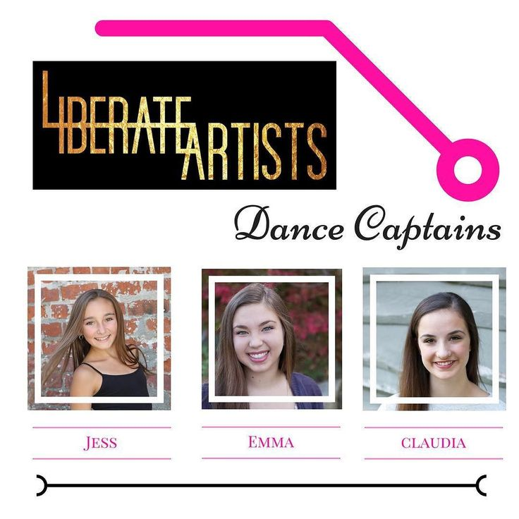 Introducing our Liberate Artists Dance Captain Program aka #LADC. Featuring 3 of our newest LADC's @jess_.xo._  @emchris0204 and @cboutwell9. Our LADC program is our version of a protégée or assistant program where dancers will travel with us to assist fabulous L.A. Faculty Members throughout the country. We'll be introducing them one by one so you get to meet the dancers assisting you on the road. They are all the best of the best and we can't wait for you to dance the day away with our…
