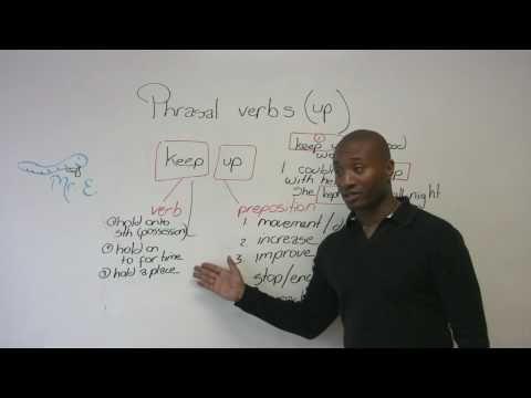 ▶ English Grammar - All about phrasal verbs! - YouTube