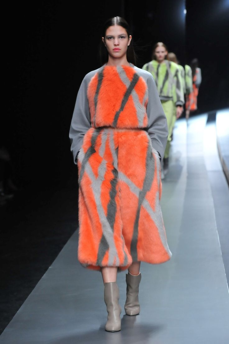 Hanae Mori Designed by Yu Amatsu, Look #34