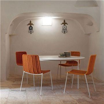Die Besten 25+ Contemporary Outdoor Dining Chairs Ideen Auf   Lounge  Gartenmobel Paola Lenti