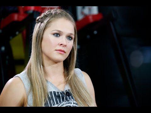 MMAFightingonSBN: UFC 190: Ronda Rousey Media Day Scrum