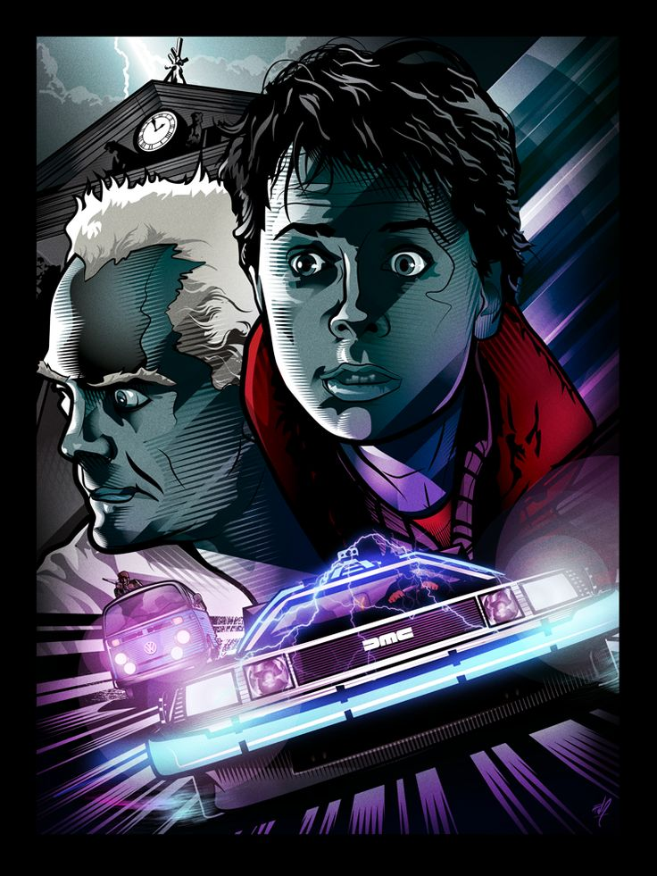 """Paul Ainsworth """"Back to The Future"""""""