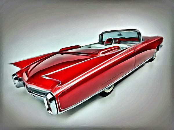 1959 Cadillac Eldorado by Florian Rodarte