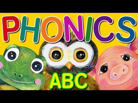 ▶ ABC Phonics Song 2 - ABC Songs for Children - YouTube