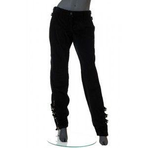 Dolce&Gabbana - black women pants