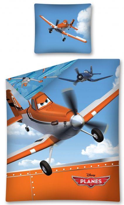 """Παπλωματοθήκη Disney Αεροπλάνα (Planes) Ιπτάμενοι Πυροσβέστες Παιδική Σετ """"Gliding"""" - memoirs.gr"""
