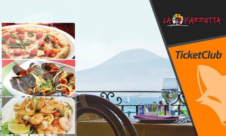 Menù x2 pizza 15€ La Piazzetta - Napoli