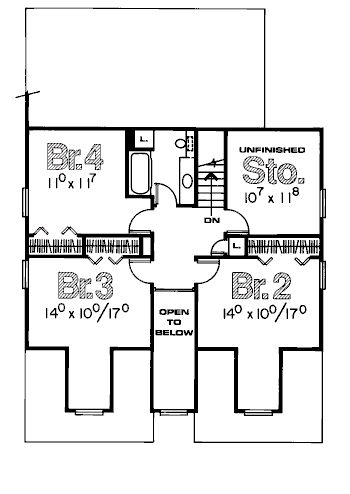 051h 0188 additionally Bungalow Modular Home Floor Plans likewise Plantas Cortes together with 6 Bedroom Floor Plans further House Plans. on coastal homes with open floor plans