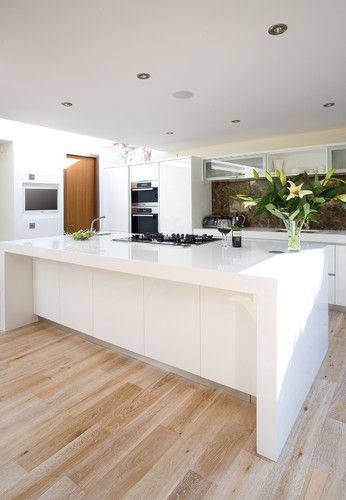 White Kitchen contemporary kitchen
