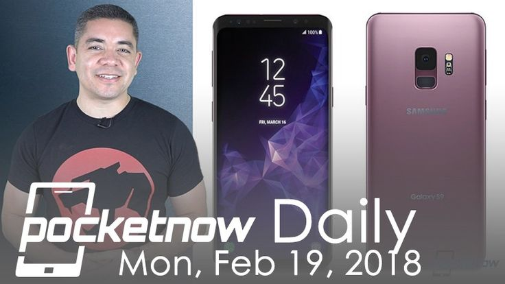 Samsung Galaxy S9 comprehensive details LG G7 Judy & more  Pocketnow Daily  Watch todays Pocketnow Daily as we talk about the Samsung Galaxy S9 and Galaxy S9 and some of the comprehensive leaks that just emerged. Then we talk about the LG G7 how it might die to a new project called Judy. The Huawei P20 lineup follows as we learn about battery variations and display features. Sony follows as the company teases something curvy for MWC. We end todays show talking about the deals you can find on…