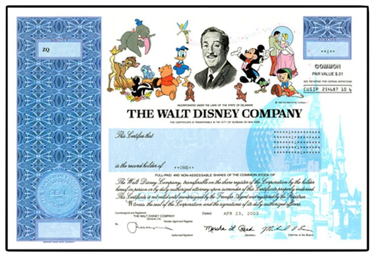 Disney Stock For Christmas? Disney's stock values could rise to $100 per share in the next year. At a $94 per share high over the past twelve months, the upswing in the stock is quite possible. http://www.thisweekatdisney.com/news/disney-stock-christmas/