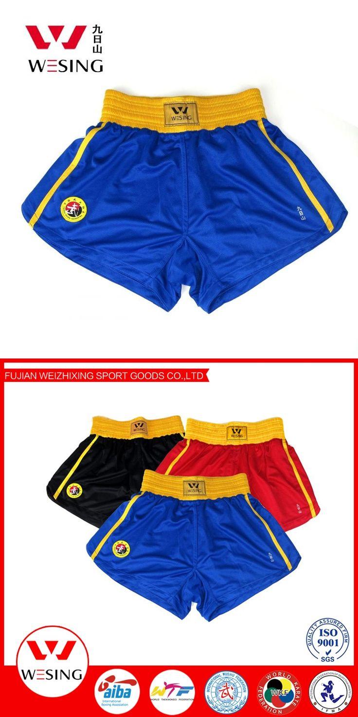 wesing  fight short sanda short muay thai short free combat pants