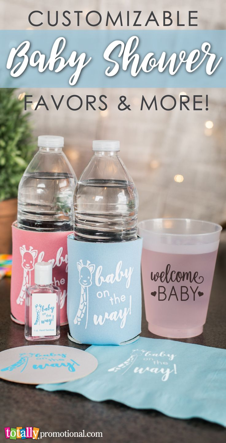 Make your #baby shower as unique as the soon-to-arrive bundle of joy! We offer premium quality drinkware, can coolers, coasters, napkins, bags & more in all the popular colors! Choose a baby shower theme by browsing our nearly two dozen design templates for each item and customize it to make it your own! Use coupon code PINNER10 and receive 10% off! Sale applies to piece price only, not valid with other coupon codes and expires July 5, 2017!