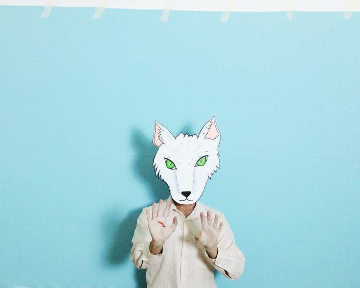 wounded white wolf | sejkko | VSCO Grid™