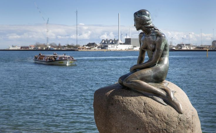 Excellent The Little Mermaid Statue In Copenhagen Denmark Mermaids Of Earth also The Little Mermaid Statue In Denmark | Goventures.org