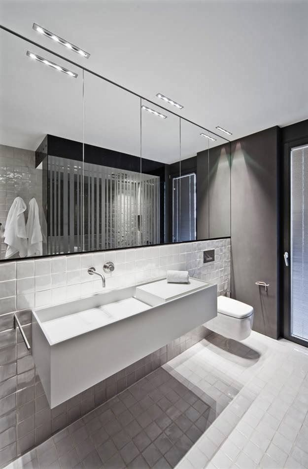 Minosa Design: Elements of the Modern Bathroom - Wash Basins