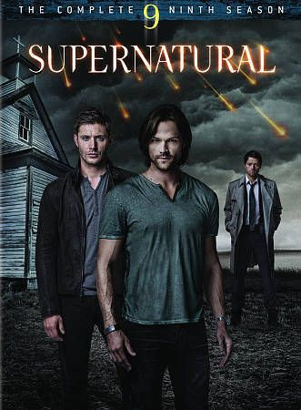 Supernatural Season 9/9th/Ninth DVD Complete Set New and Sealed