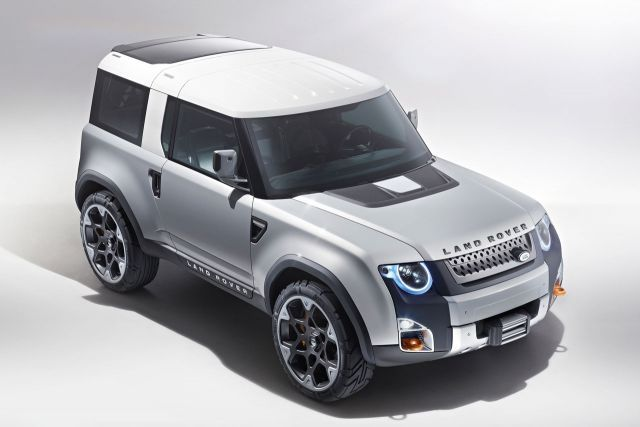 2018 Land Rover Defender Price, Release Date
