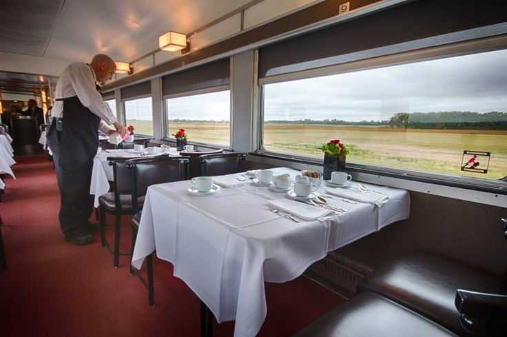 THE CANADIAN will transform your journey into a hotel stay as you travel from Toronto to Vancouver on the #VIARail Canada network.