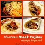 Crock Pot Steak Fajitas Recipe (using chicken instead of steak!)