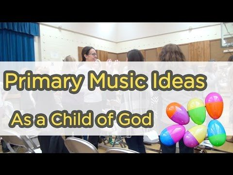 As a Child of God: Egg Shakers – Teaching Primary Music