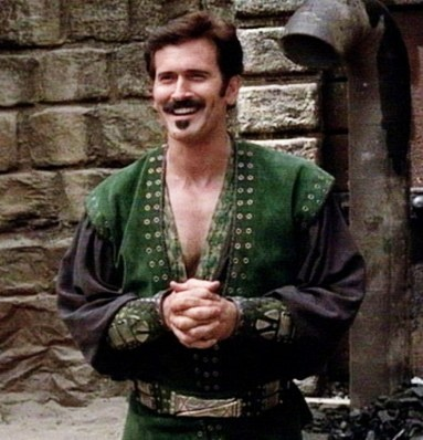 Autolycus (THE one and only BRUCE CAMPBELL) - Xena Warrior Princess and Hercules: The Legendary Journeys