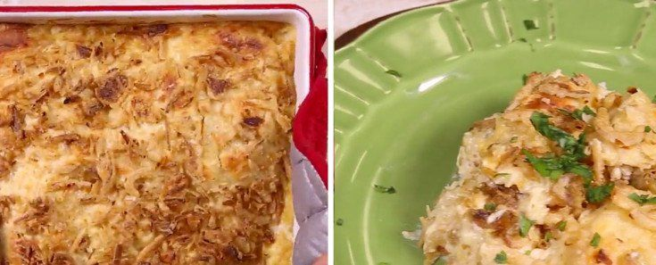 Cover Image - This French Onion Chicken Casserole Is The Easiest And Yummiest Recipe EVER!
