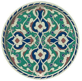 Ceramic Circle Series No 1